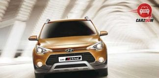 Hyundai i20 Active Front View