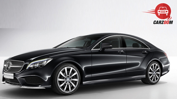 Mercedes-Benz CLS 250 CDI Coupe Front-Side-View