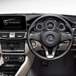 Mercedes-Benz CLS 250 CDI Coupe Interiors-Dashboard