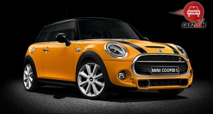 Mini Cooper S Exteriors Front Overall View