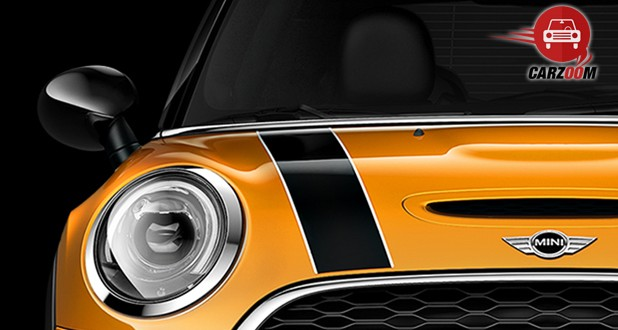 Mini Cooper S Head lights