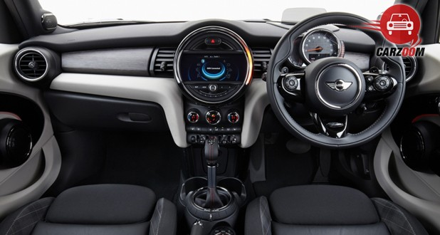 Mini Cooper S Interiors Dashboard