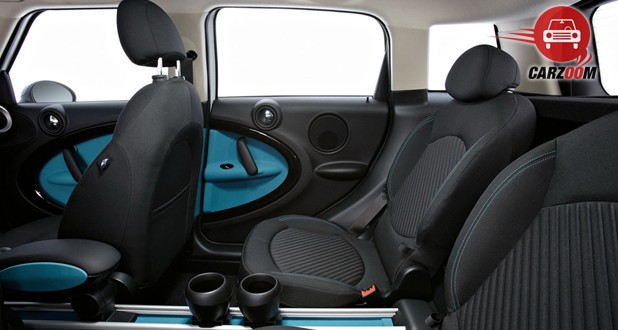 Mini Cooper S Interiors Seats