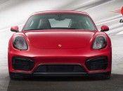 Porsche Cayman GTS Exteriors Fornt View