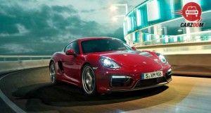 Porsche Cayman GTS Exteriors Overall