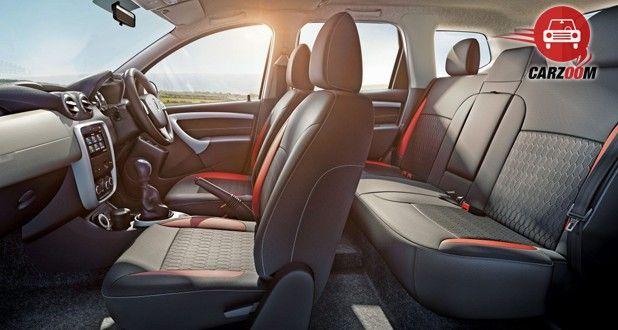 Renault Duster Interiors Seats