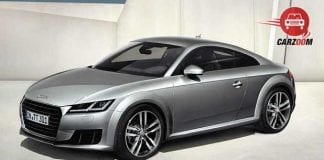 Audi TT Coupe Exteriors Overall