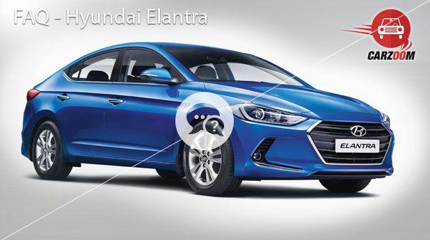 FAQ Hyundai Elantra