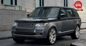 Range Rover LWB Autobiography Exteriors Front View