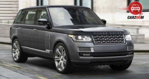 Range Rover LWB Autobiography Exteriors Overall