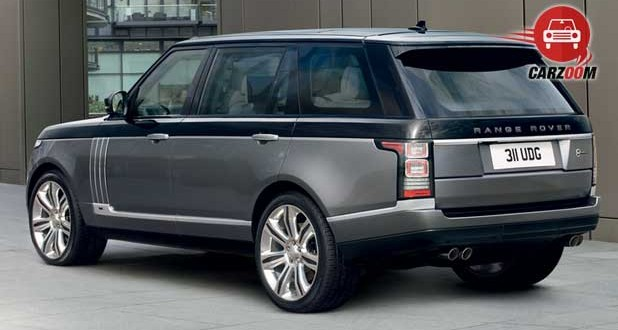 Range Rover LWB Autobiography Exteriors Side View