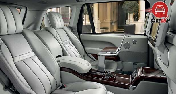 Range Rover LWB Autobiography Interiors Seats View