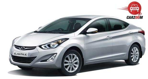 Refreshed Hyundai Elantra Exteriors Side View