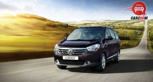 Renault Lodgy Exteriors Front View