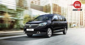 Renault Lodgy Exteriors Side View