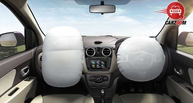 Renault Lodgy Interiors Dashboard