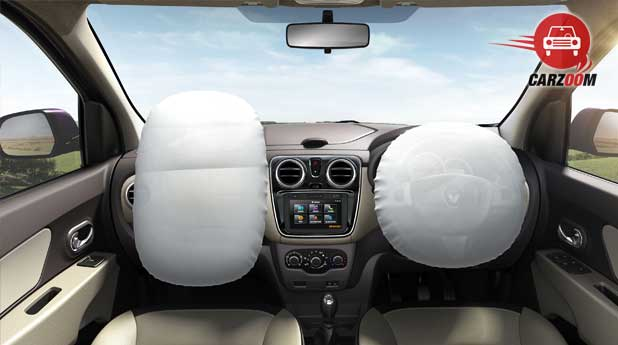 Renault Lodgy Interiors Dashboard