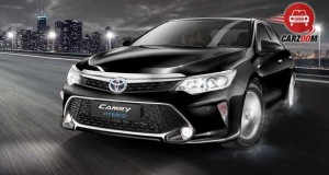 Toyota Camry Exteriors Front View