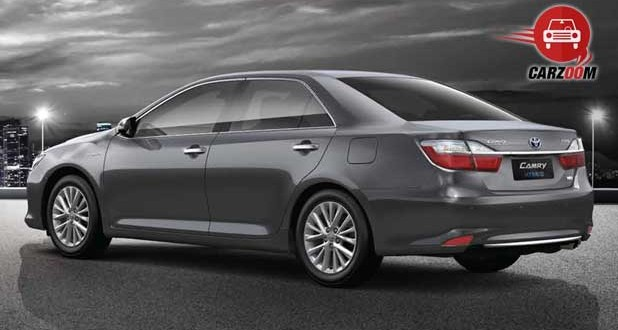 Toyota Camry Exteriors Side-View