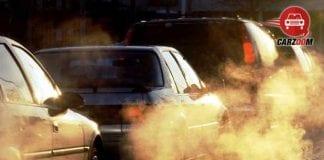 diesel pollutants