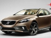 volvo v40 cross country Exteriors Overall