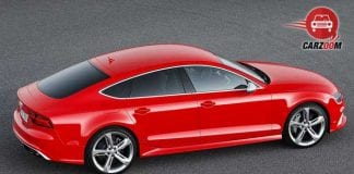Audi RS 7 Sportback Exteriors Side View