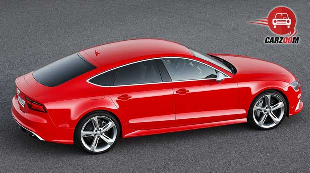 Audi Launches Rs7 Facelift In India Prices News Photos