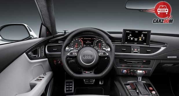 Audi RS 7 Sportback Interiors Dashboard