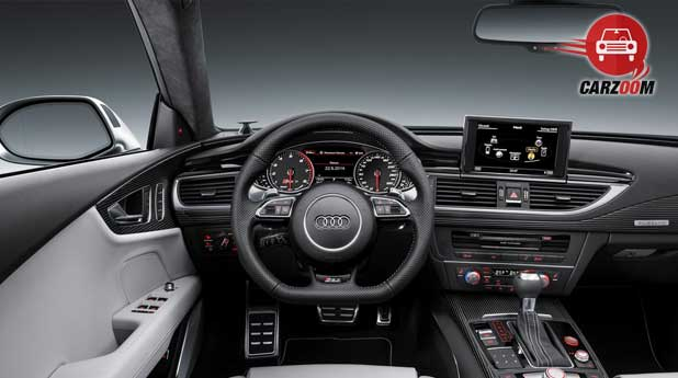 Audi RS 7 Sportback Interiors Dashboard