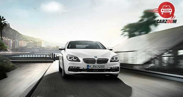BMW 6 series Gran Coupe Exteriors Front View