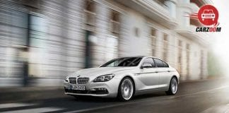 BMW 6 series Gran Coupe Exteriors Front and Side View
