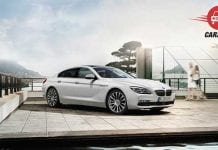 BMW 6 series Gran Coupe Exteriors Side and Front View