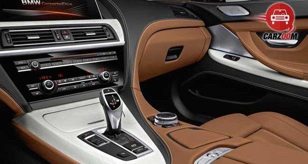 BMW 6 series Gran Coupe Interiors Dashboard