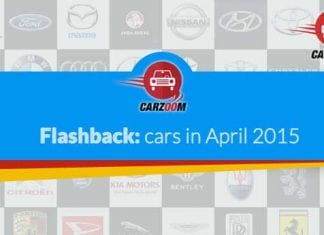 Falshback : Cars in April 2015