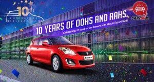 Maruti Suzuki Swift 10 years