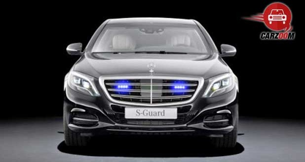 Mercedes Benz S 600 Guard
