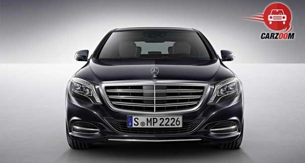 Mercedes Benz S 600 Guard Exteriors Front View