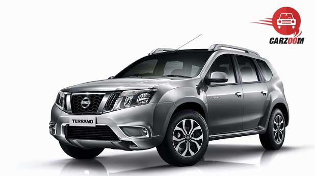 Nissan Terrano Exteriors View