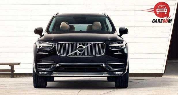 Volvo XC90 Exteriors Front View