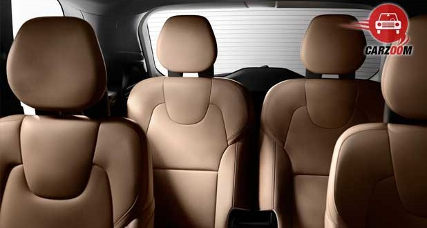 Volvo XC90 Interiors Seats View