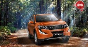 mahindra XUV500 Front Viewt