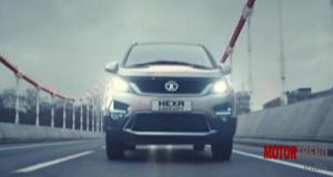 2015 Tata Hexa First Review & Launch