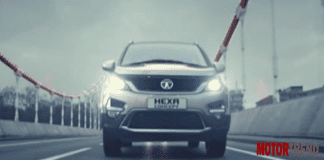 2015 Tata Hexa First Review & Launch