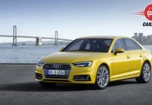 2016 New Audi A4 Exterior Side View