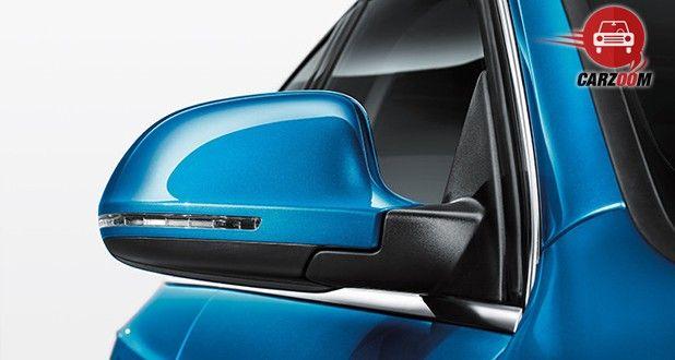 Audi Q3 Exteriors Mirror