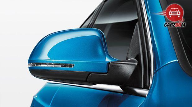 Audi Q3 Facelift Exteriors Mirror