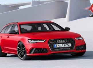 Audi RS 6 Avant Exteriors Overall