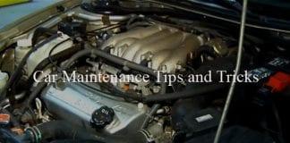 Car Maintenance Tips and Tricks