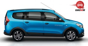 Renault Lodgy Stepway Edition Exterior Overall