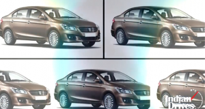 Top Five Fuel Efficient Diesel Cars In India